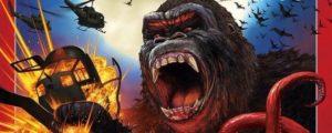 Japanischen Poster zu Kong: Skull Island