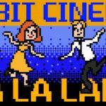La La Land als Cinema 8-Bit