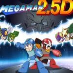2.5D Mega Man – TRAILER