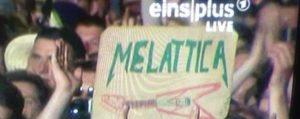 Melattica: Hvem ønsker med Lady Gaga på Grammy utseende og gjøre det til en solid band medlem