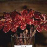 Zeg het met Beef: Bloemen van Beef Jerky, omdat Valentine binnenkort's!