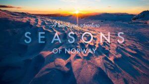 Seasons of Norway: Im 8K-Zeitraffer durch das norwegische Jahr