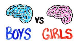 Poikia älykkäämpiä kuin tyttöjä?