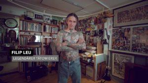 """Tattoo-Legende Filip Leu im Interview: """"Meine Arbeit stirbt mit der Person, die sie trägt."""""""