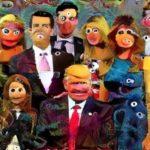 Les communautés Trump dans Sesame Street
