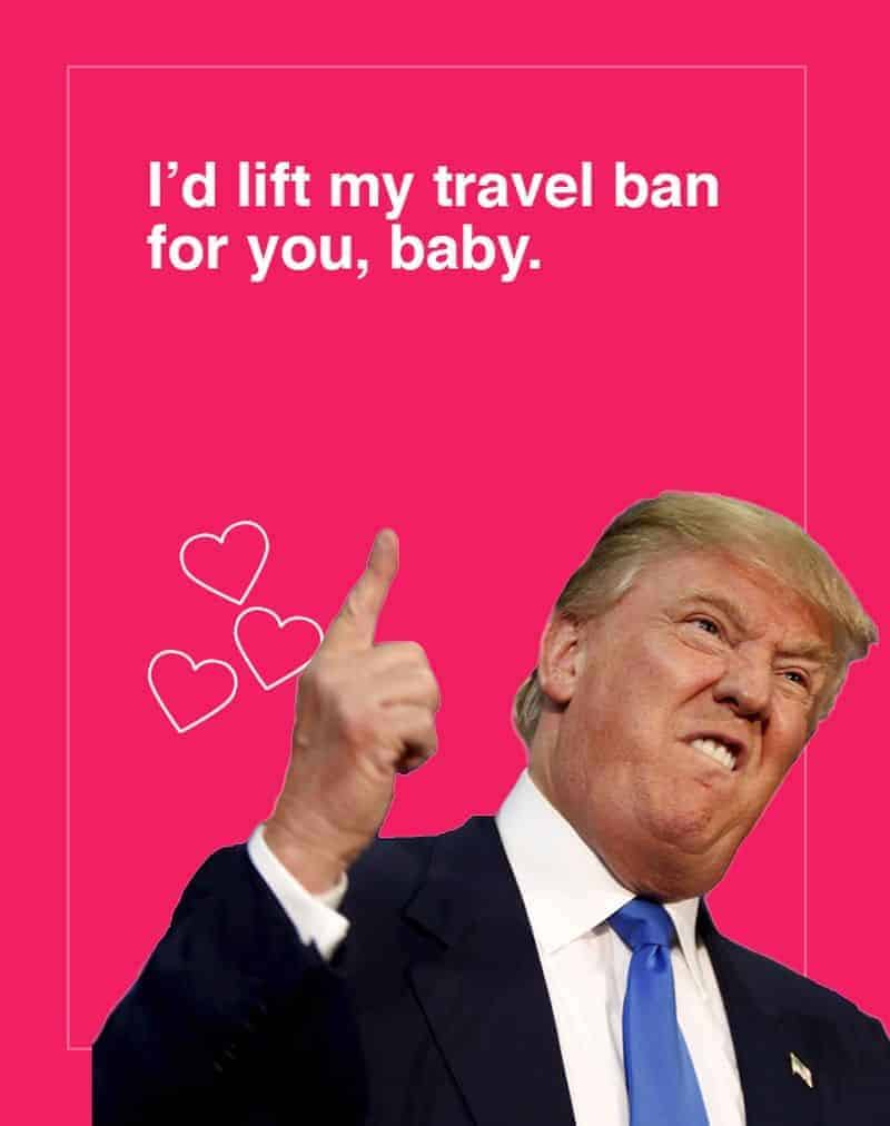 trump valentine's day cards › dravens tales from the crypt