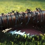 """The Walking Dead"": Lucille terminou o Super Bowl"