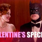 Special Valentine's: Batman in romantische films