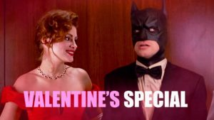 Valentine særlige: Batman i Romantic Film