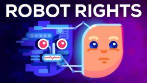 Verdienen Roboter Rechte? Was, wenn Maschinen ein Selbstbewusstsein entwickeln?