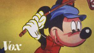 Warum Cartoon-Figuren weisse Handschuhe tragen