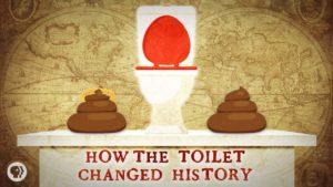 Wie die Toilette die Geschichte änderte