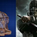 How the Corvo mask from Dishonored tinkering