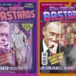 21st Century Bastards: Fake action figures of Trump, Bannon and Thatcher's spirit