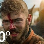 360° Video av en Viking Battle