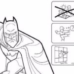 le style Superheldencomics d'instructions IKEA