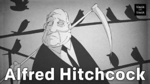 Alfred Hitchcock op Dead Bodies