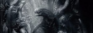 Alien: Covenant - Cinema poster is a real masterpiece