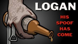 Animated Logan Trailer Parody