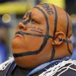 Basketball-Fan des Tages