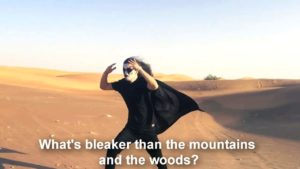 Black Metal in the Desert