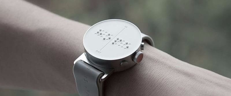 Dot: SmartWatch for the blind