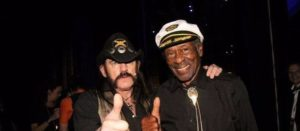 Chuck Berry aged 90 Ã…r dog
