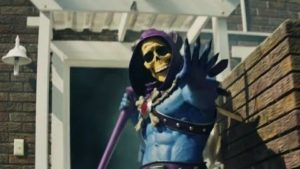 Dancing Skeletor