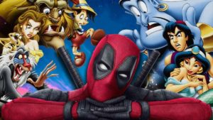 Deadpool i Disney Kinderfilmen