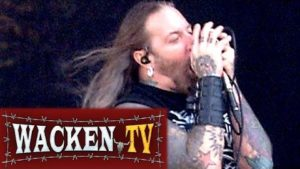 DevilDriver: Live at Wacken Open Air 2016 - Show full
