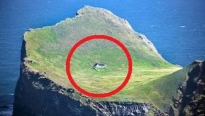The remote houses in the world