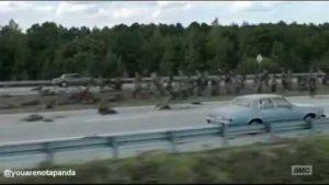 """Die beste Szene aus """"The Walking Dead"""" ESCUADRILLA 7"""