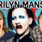 As reações dos adolescentes, quando ouvem pela primeira vez Marilyn Manson