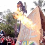 FLORIDEAH SWAMP FEST: Postapokalyptischer jazdy BMX