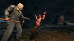 Friday the 13th: The Game . Weiter blutrünstiger Trailer
