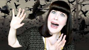 Har kråkor begravningar?