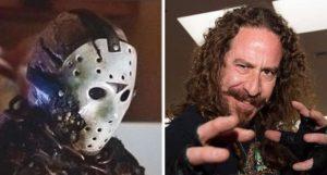 Se parecem com estrelas de filmes de terror na vida real