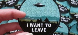 Fuck off Earth, I want to leave