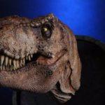 Jurassic Park T-Rex Trophy