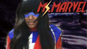 Kamala - Ms. Marvel Fan Film