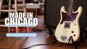 Made in Chicago: Serek Basses