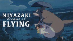 Miyazaki Dreams of Flying