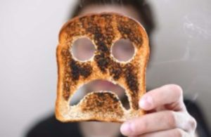 Min toast på måndag