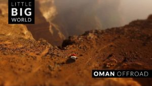 Oman Offroad Tilt-Shift