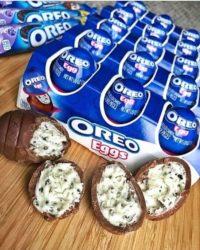 huevos de Oreo