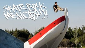 Skate rock: Skatepark inhabituel au Mexique