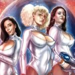 Space Babes from Outer Space – Aanhangwagen