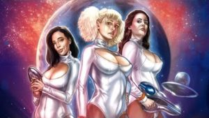 Space Babes from Outer Space - Trailer