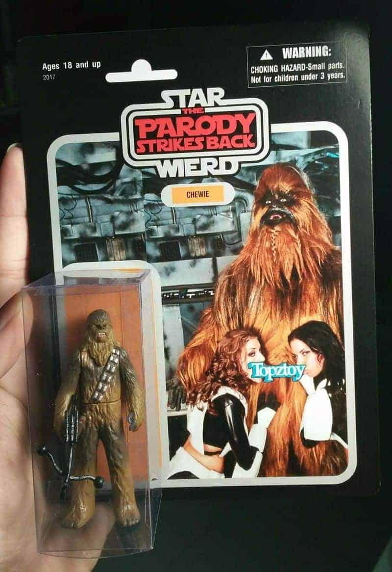 Chewbacca in porn — 7