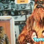 Star Wars porno-parodia Actionfiguren